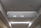 Directional SIGNS - TEMPERED GLASS (3)