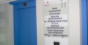 Directory sign - tempered glass - (5)