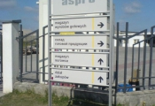 Outdoor Information Board - Outside Signs VISUAL INFORMATION APO (12)