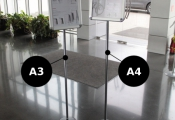 Standing Clip Frames boards - APO VISUAL INFORMATION (5)